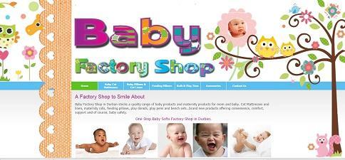Baby Factory Shop Durban