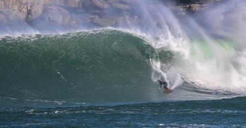 Big Wave Riding South Africa
