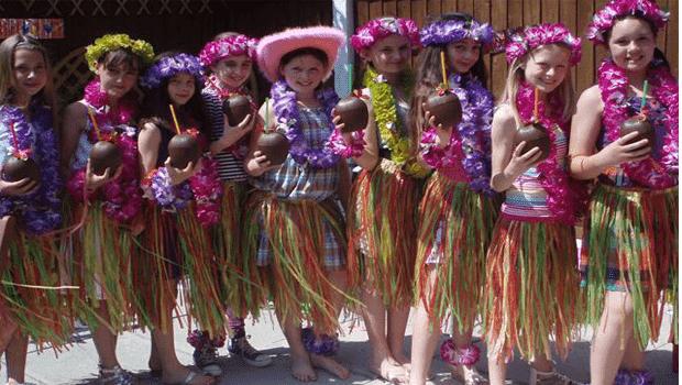 uShaka celebrates 12th birthday Hawaiian style in Durban