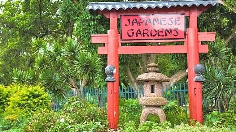 Japanese Gardens Durban North