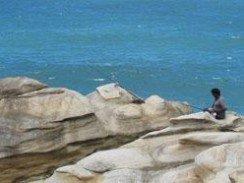 Beaches along the Dolphin Coast near Durban – KwaZulu Natal
