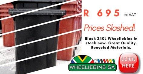 Wheelie Bin South Africa