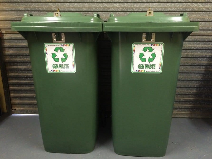 Recycling Bins South Africa | Colour Coded Bins Nationwide