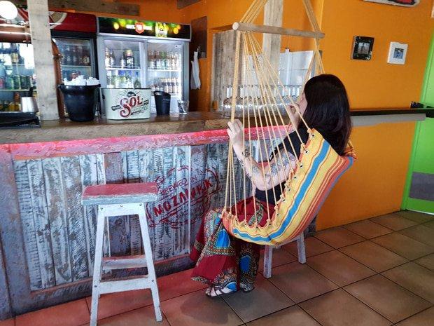 Relax at MO-ZAM-BIK Restaurant  Hillcrest