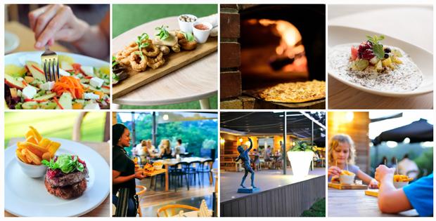 Makaranga Lodge | Restaurant