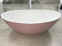 Simply Bathrooms Mothers Day Pink Bath