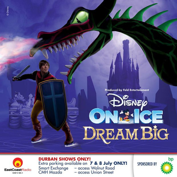 Durban » Blog Archive » Disney On Ice presents Dream Big