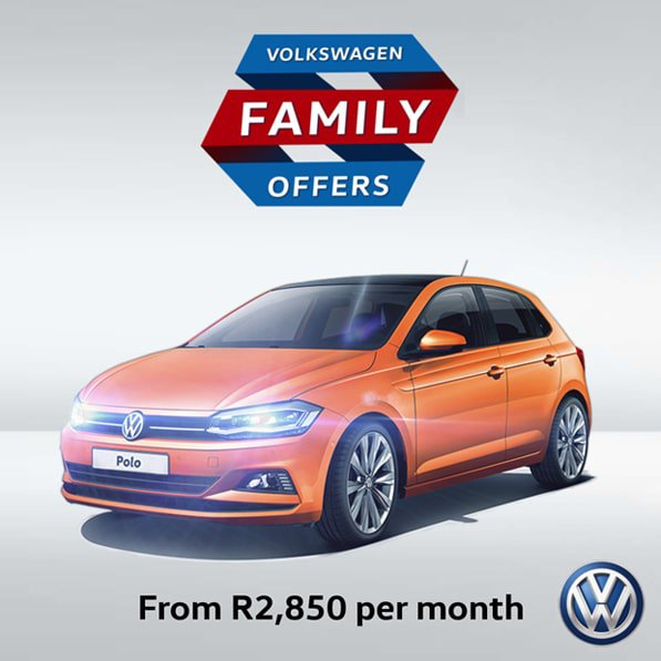 Polo Hatch 1.0 TSI Trendline from only R2 850pm