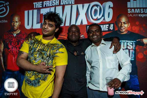 5FM Ultimix album Tour Hits Empyre Durban | Durban