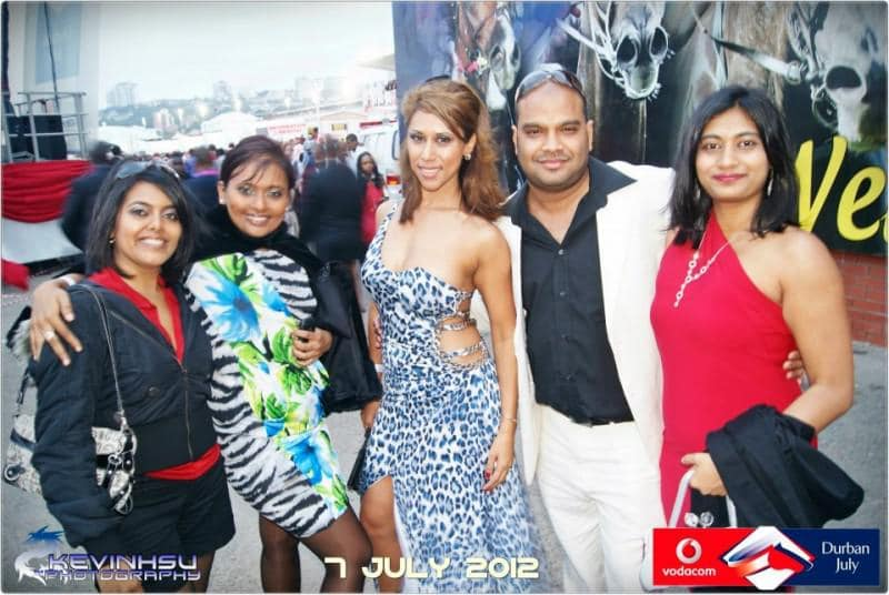 A Material World Brought To Life Durban July 2012 Durban