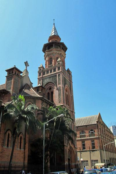 The Emmanuel Cathedral In Durban A Historical Landmark