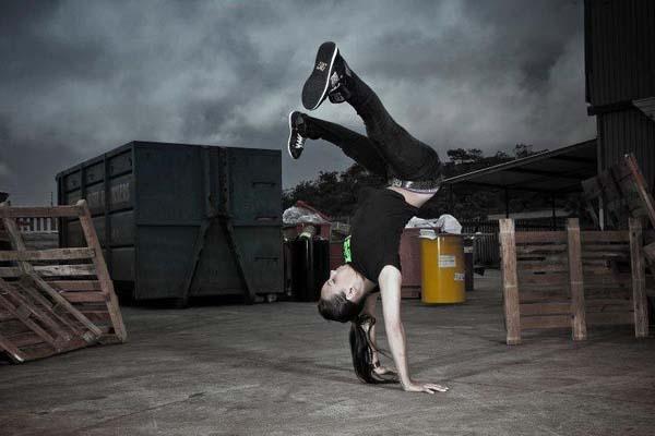 Dance masterclass by international choreographer | Northglen News