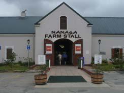 Nanaga Entrance