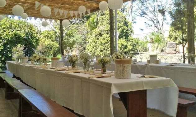 Country Bumpkin Wedding Venue