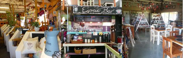 3  Farm Stall Coffee Shops