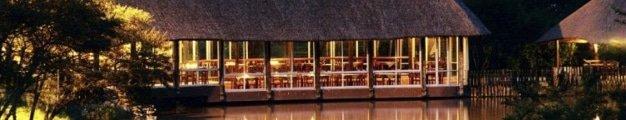 Huberta-Restaurant @ Mpongo