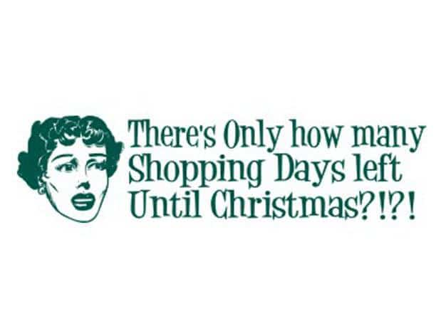 43 days left are you super organised and have all your gifts bought and wrapped already or are you sitting there reading this and silently panicking at the - How Many Days Are There Until Christmas