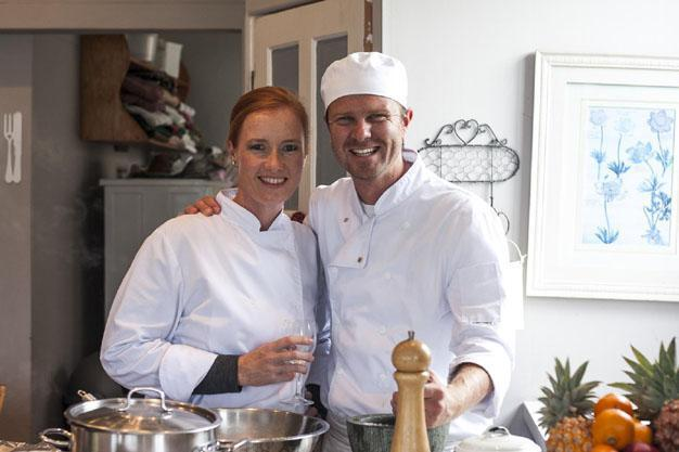 "Ginger & Co – ""authentic cooking, from our kitchen to yours ..."