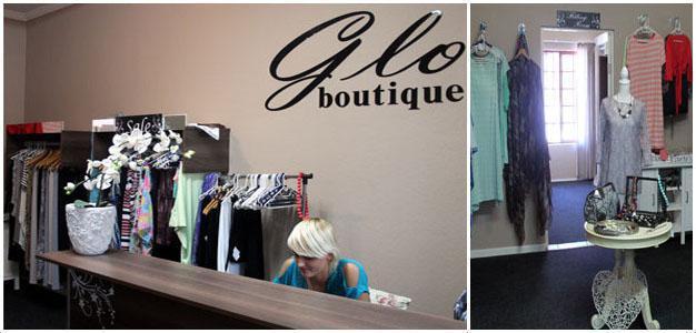 glo boutique banner