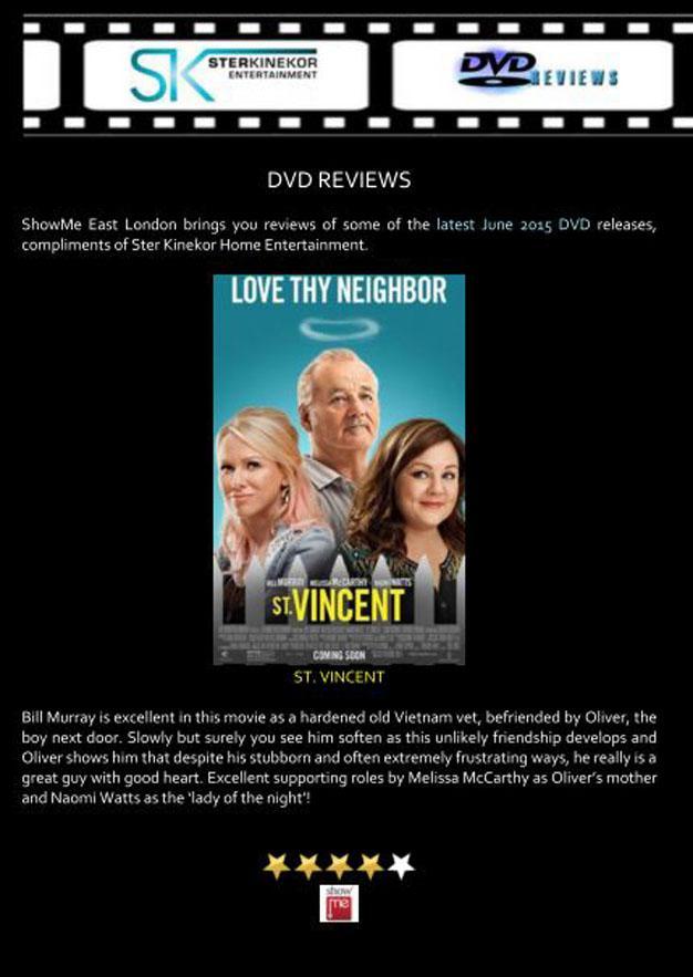 DVD Talk reviews for June 7th, 2012 - DVD Talk Forum