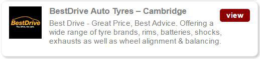 BestDrive Auto Tyres Cambridge