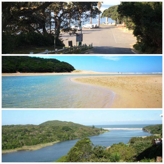 Bonza Bay (Quenera River) -  East London's unspoilt treasure.