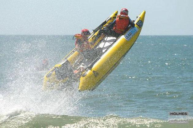 Border Inflatable Boat Championships - Dean Holmes Photography