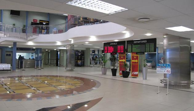 The award wining East London Airport - Where to Stay