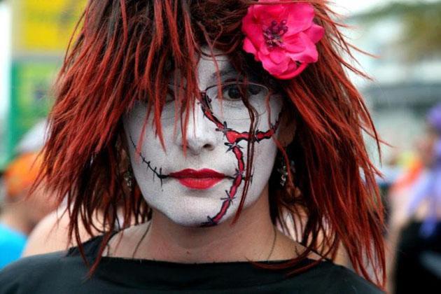 Trick or Treating (Halloween fun) - Karen Herman