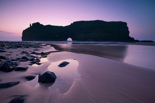 Hole in the Wall - Hougaard Malan Landscape Photography