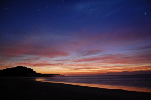 Nahoon Early Sunrise - Simon Comley