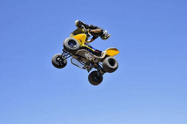 Quad Action - Dean Holmes (Holmes Photography)