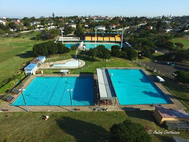Joan Harrison Swimming Complex