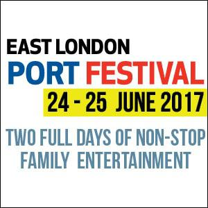 East London Port Festival back  by popular demand