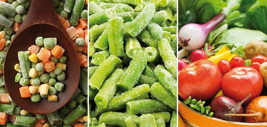 Frozen Produce Importers & Exporters South Africa | Imported Cheese