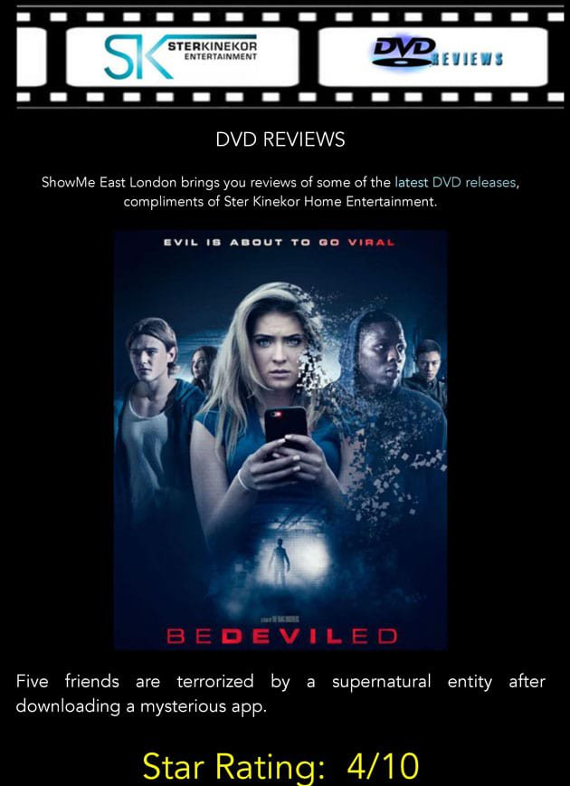 bedeviled-dvd-review