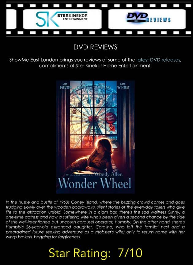 Wonder Wheel DVD Review