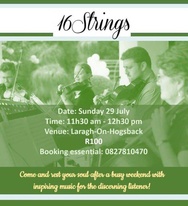 16 String Quartet | East London