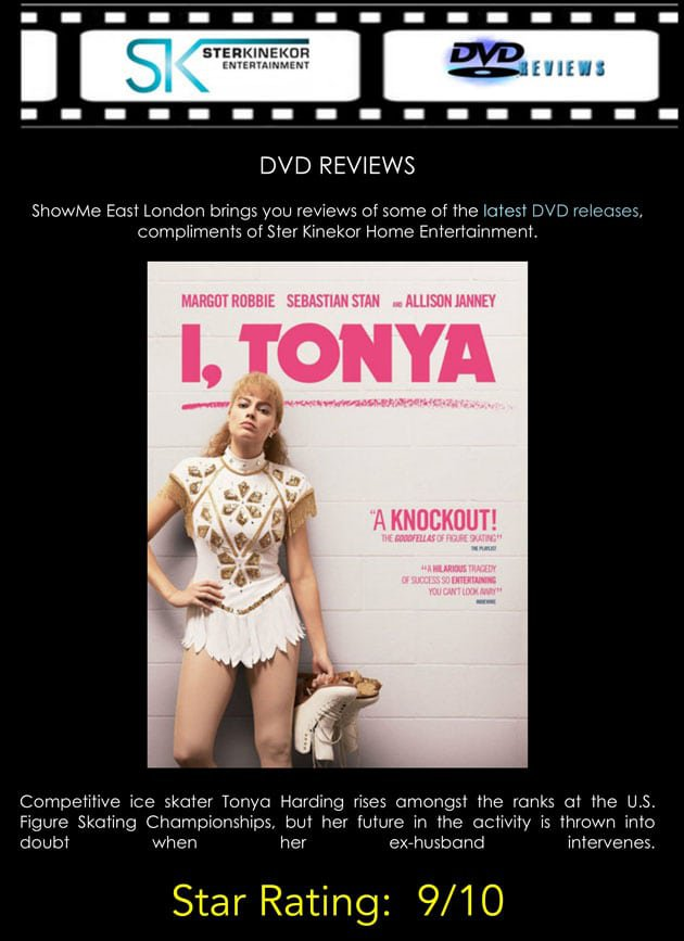 I, Tonya DVD Review