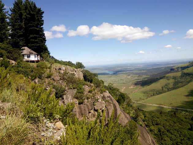 Hogsback Scenic views..the Edge