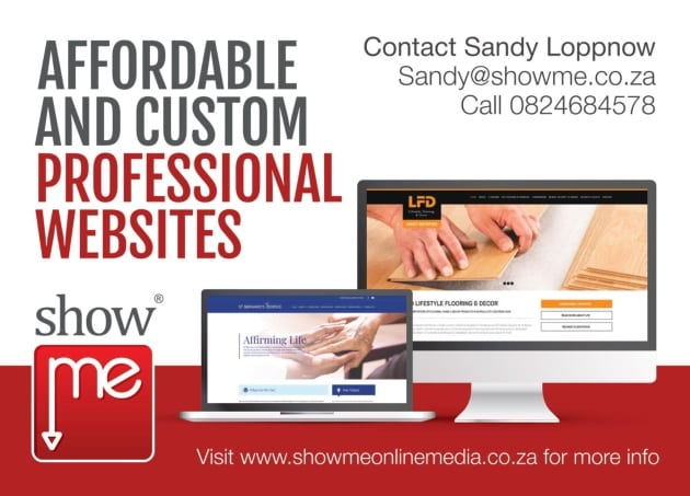 Click here to find out more about the ShowMe PROFESSIONAL CUSTOM WEBSITES