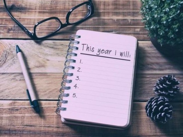 ShowMe's Recommended 2019 New Years Resolutions