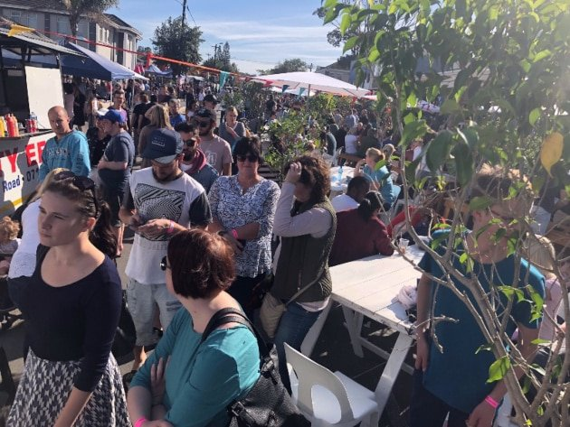 Beach Market Street Festival Article