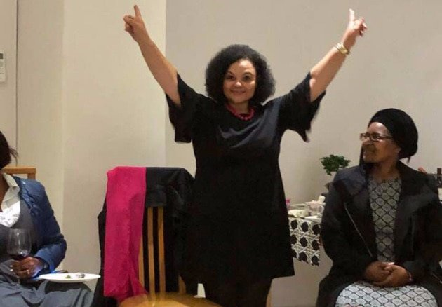 Lizelle Maurice - Acting Chairperson WITEC Chapter