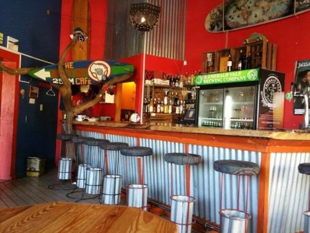 Barefoot Cafe, Chintsa East
