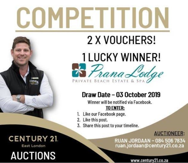 CENTURY 21 AUCTIONS COMPETITION