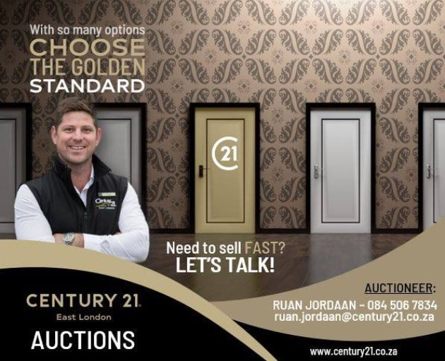 Century21 East London AUCTIONS