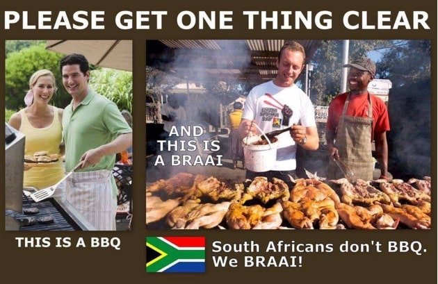 This is a braai