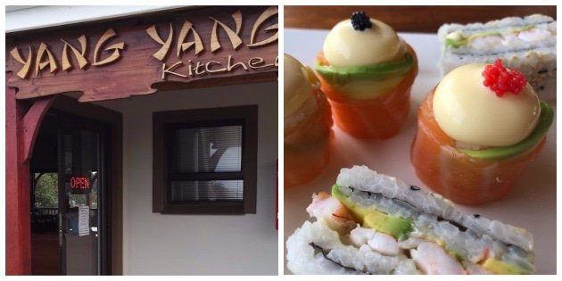 Yang Yang Kitchen & Sushi Bar