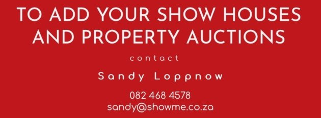 ShowMe East London Weekly SHOW HOUSE and PROPERTY AUCTIONS Contact Details